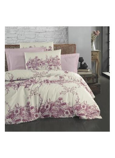 Schafer schafer-rose Schafer Rose Çift Kişilik Nevresim Takımı-4 Prç Renkli